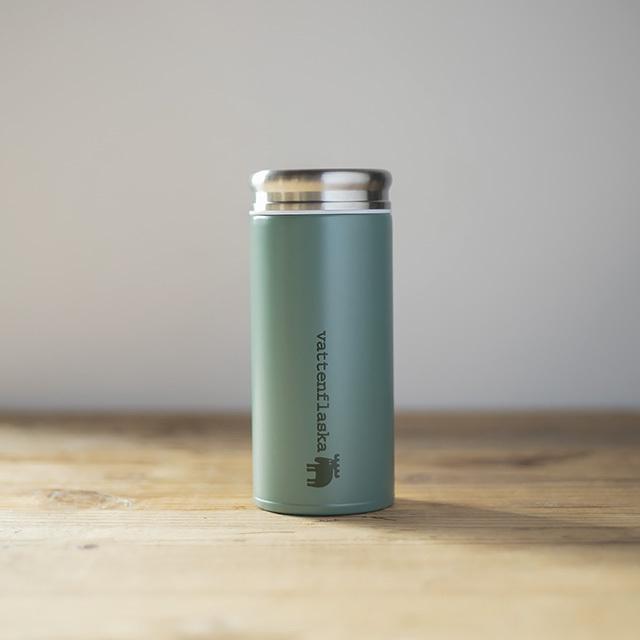 moz モズ ステンレスボトル 350ml  水筒 直飲みタイプ エルク 保冷 保温 軽量 保冷ボトル スリム かわいい おしゃれ 北欧 マグボトル 携帯ボトル|niconomanimani|13