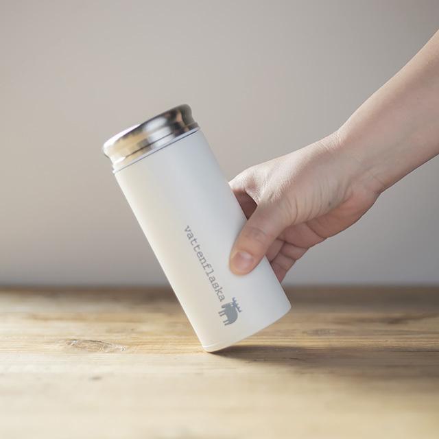 moz モズ ステンレスボトル 350ml  水筒 直飲みタイプ エルク 保冷 保温 軽量 保冷ボトル スリム かわいい おしゃれ 北欧 マグボトル 携帯ボトル|niconomanimani|04