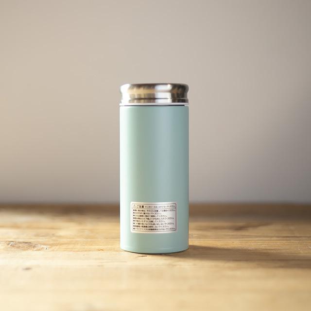 moz モズ ステンレスボトル 350ml  水筒 直飲みタイプ エルク 保冷 保温 軽量 保冷ボトル スリム かわいい おしゃれ 北欧 マグボトル 携帯ボトル|niconomanimani|09