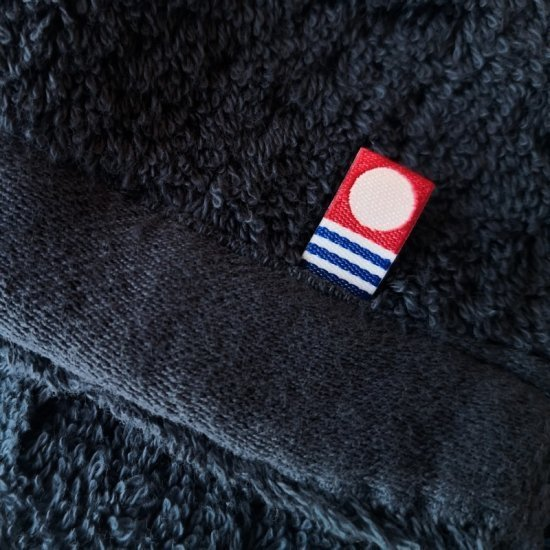 TRUE TOWEL classic SUGOI フェイスタオル ネイビー|niconomanimani|03