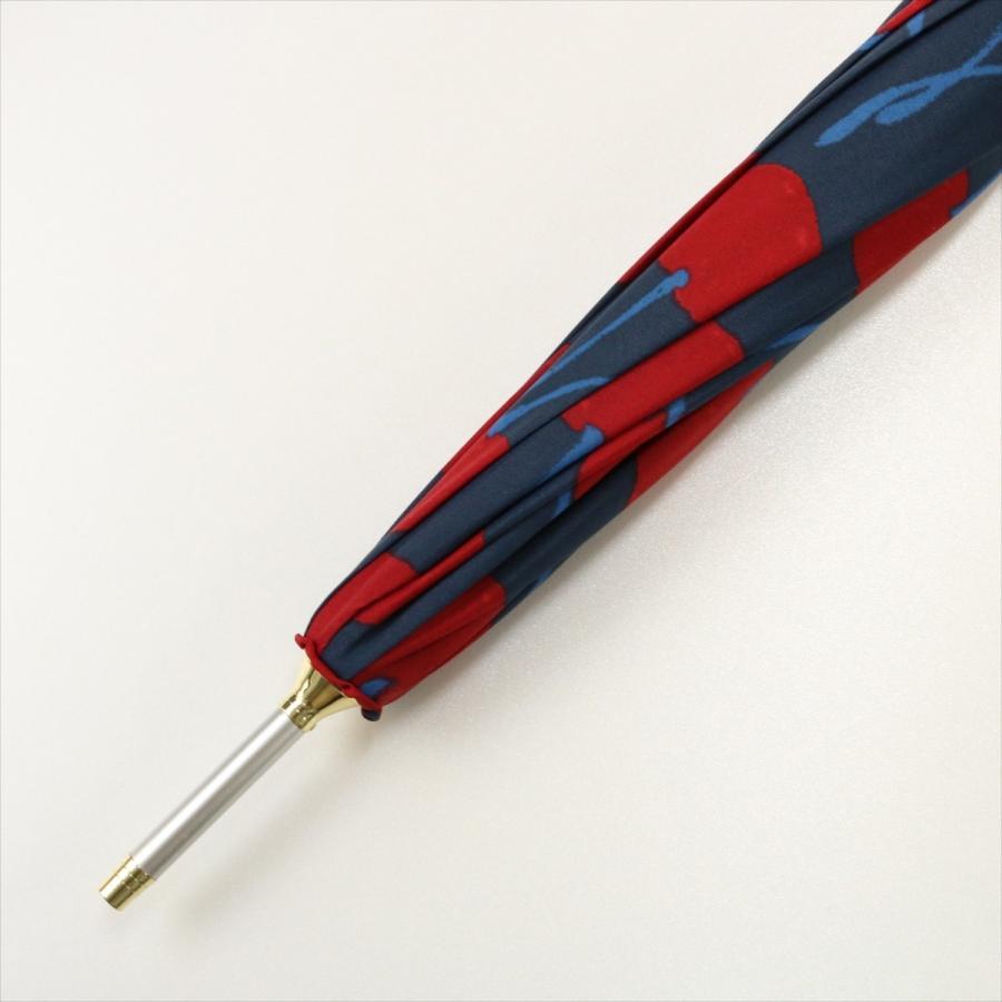 【公式】 ニフティカラーズ 傘  さくらんぼ チェリー 大柄 レディース 長傘 ドーム型 晴雨兼用 UV 防水 58cm 大きめ 紫外線防止|niftycolors|10