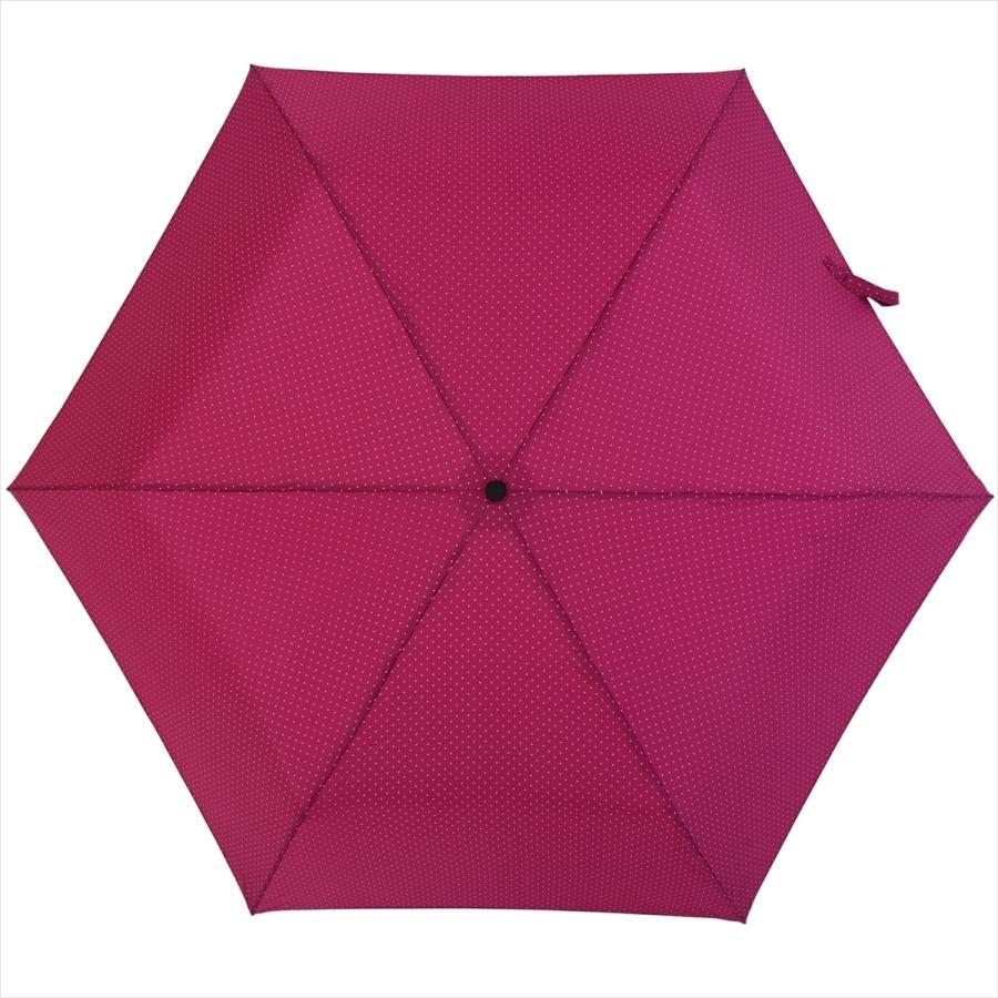 【公式】 ニフティカラーズ 傘  ドット レディース 晴雨兼用 大きめ 55cm 折りたたみ 軽量 ギフト カーボン UV 撥水 折傘 紫外線防止|niftycolors|19