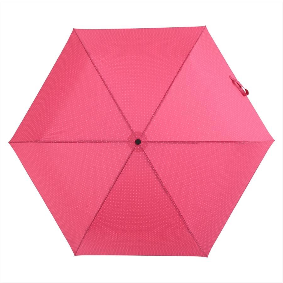 【公式】 ニフティカラーズ 傘  ドット レディース 晴雨兼用 大きめ 55cm 折りたたみ 軽量 ギフト カーボン UV 撥水 折傘 紫外線防止|niftycolors|21