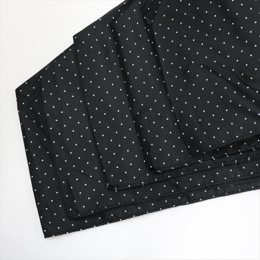 【公式】 ニフティカラーズ 傘  ドット レディース 晴雨兼用 大きめ 55cm 折りたたみ 軽量 ギフト カーボン UV 撥水 折傘 紫外線防止|niftycolors|12