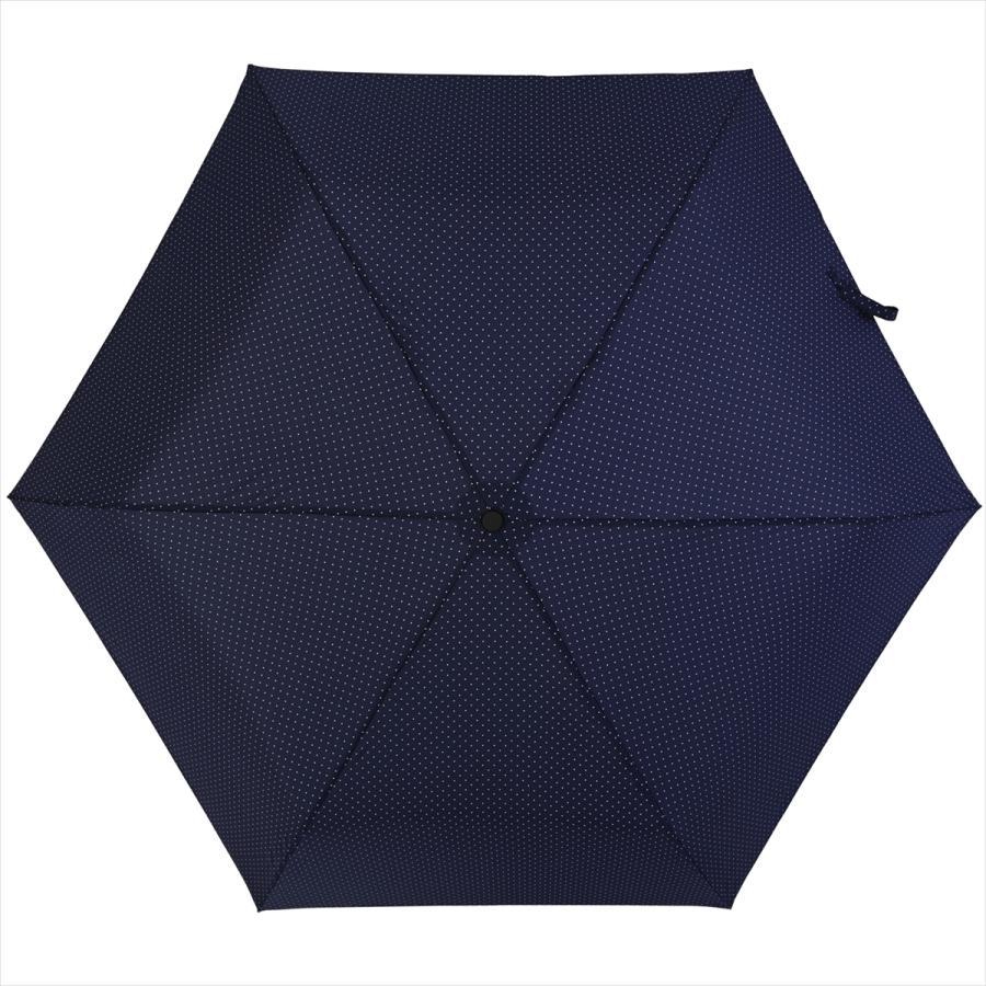 【公式】 ニフティカラーズ 傘  ドット レディース 晴雨兼用 大きめ 55cm 折りたたみ 軽量 ギフト カーボン UV 撥水 折傘 紫外線防止|niftycolors|09