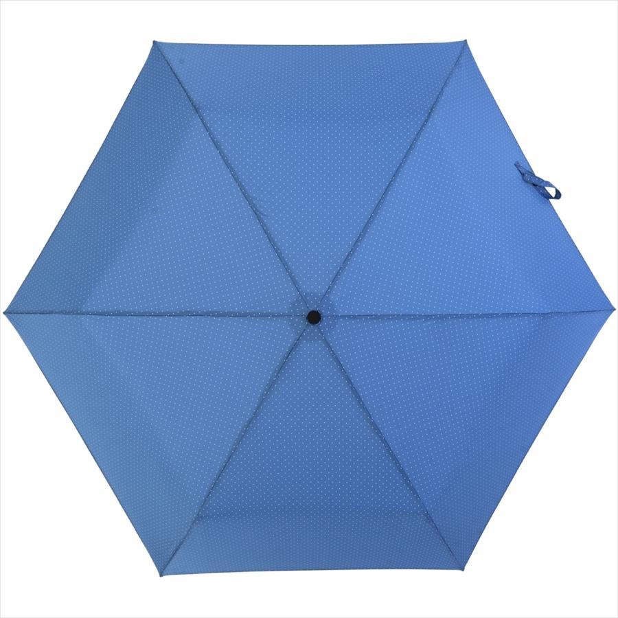 【公式】 ニフティカラーズ 傘  ドット レディース 晴雨兼用 大きめ 55cm 折りたたみ 軽量 ギフト カーボン UV 撥水 折傘 紫外線防止|niftycolors|18