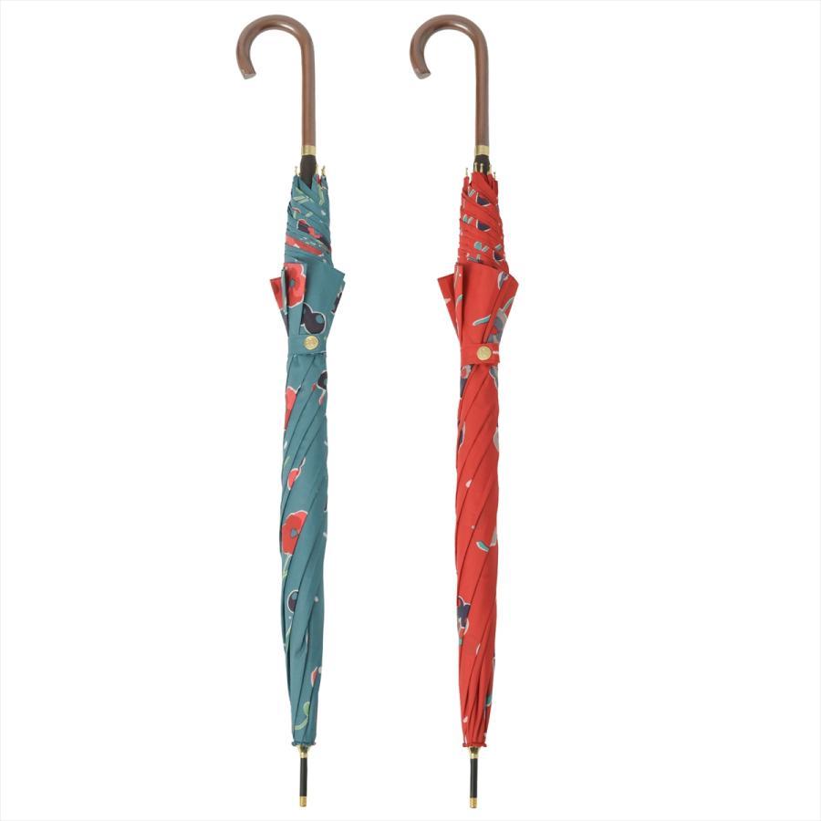 【公式】 ニフティカラーズ 傘 新作 花柄 パンジー レディース ジャンプ 長傘 晴雨兼用 スマート UV 防水 60cm 大きめ 紫外線防止|niftycolors|11