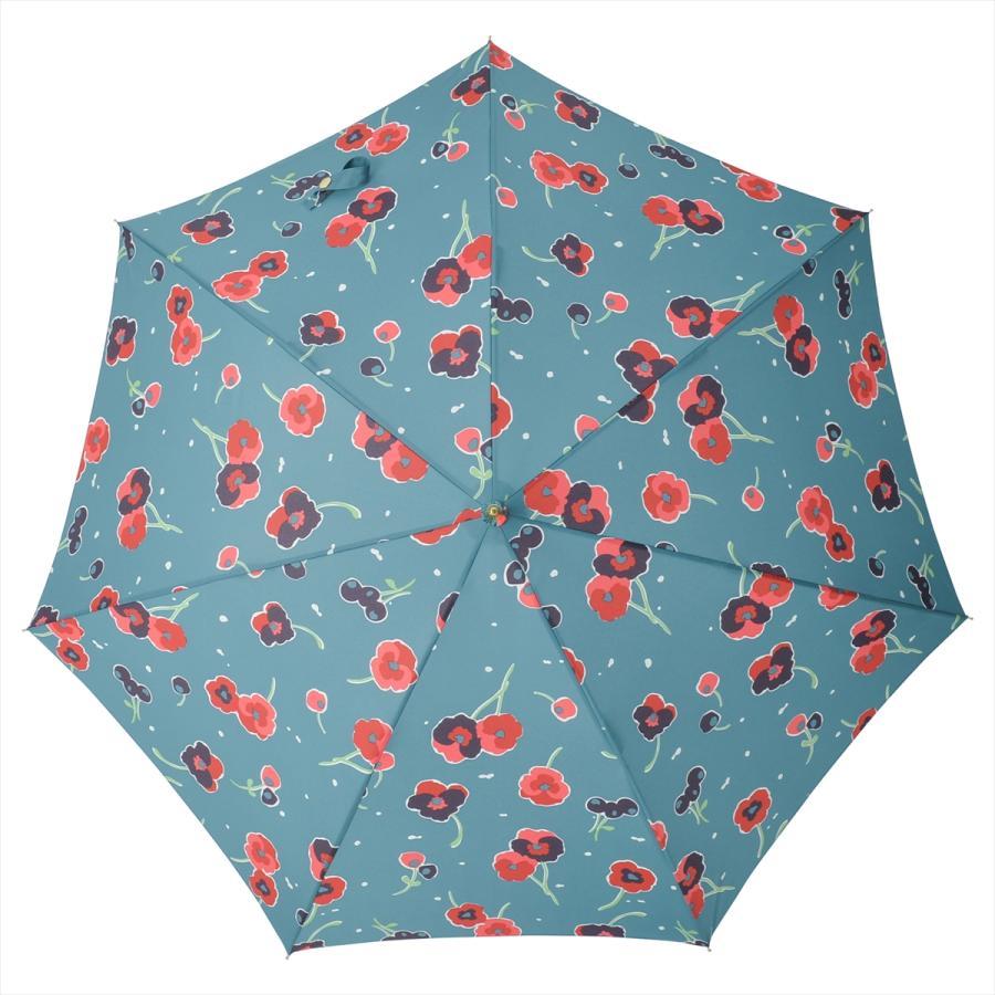 【公式】 ニフティカラーズ 傘 新作 花柄 パンジー レディース ジャンプ 長傘 晴雨兼用 スマート UV 防水 60cm 大きめ 紫外線防止|niftycolors|04