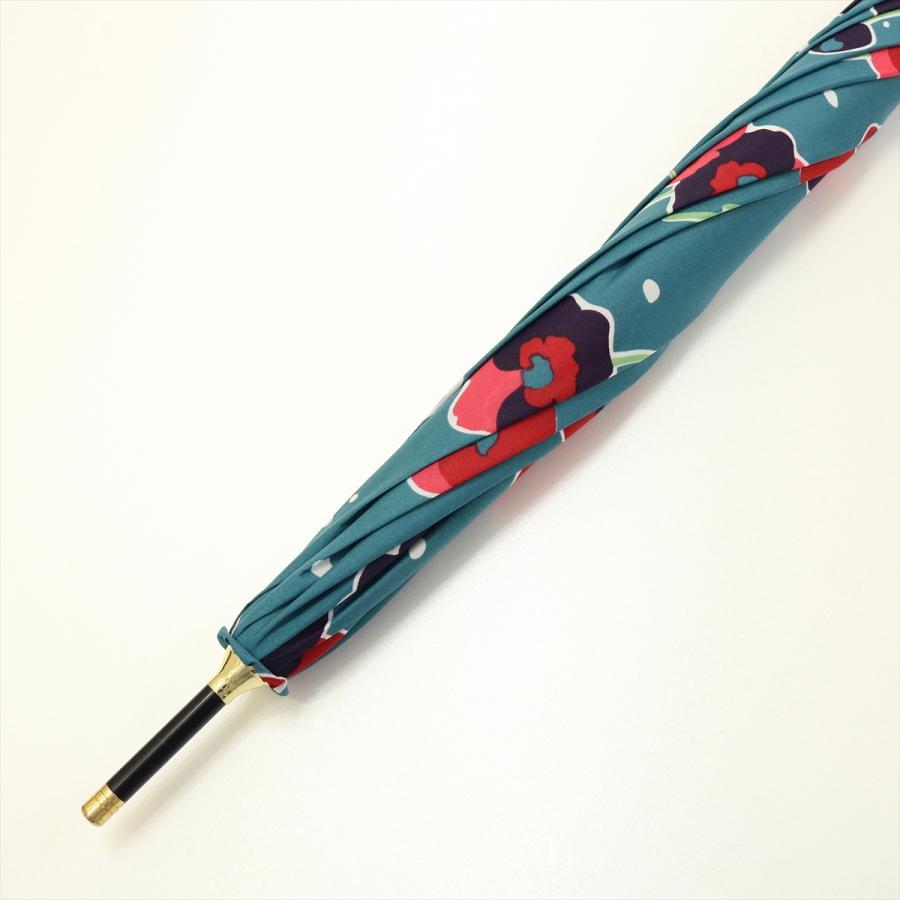 【公式】 ニフティカラーズ 傘 新作 花柄 パンジー レディース ジャンプ 長傘 晴雨兼用 スマート UV 防水 60cm 大きめ 紫外線防止|niftycolors|08