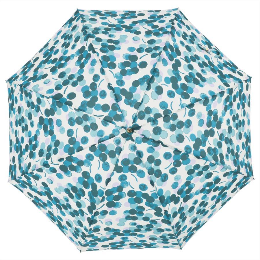 【公式】 ニフティカラーズ 傘 新作 グレープ ぶどう レディース 長傘 ドーム型 晴雨兼用 UV 防水 58cm 大きめ 紫外線防止 紺 赤|niftycolors|04