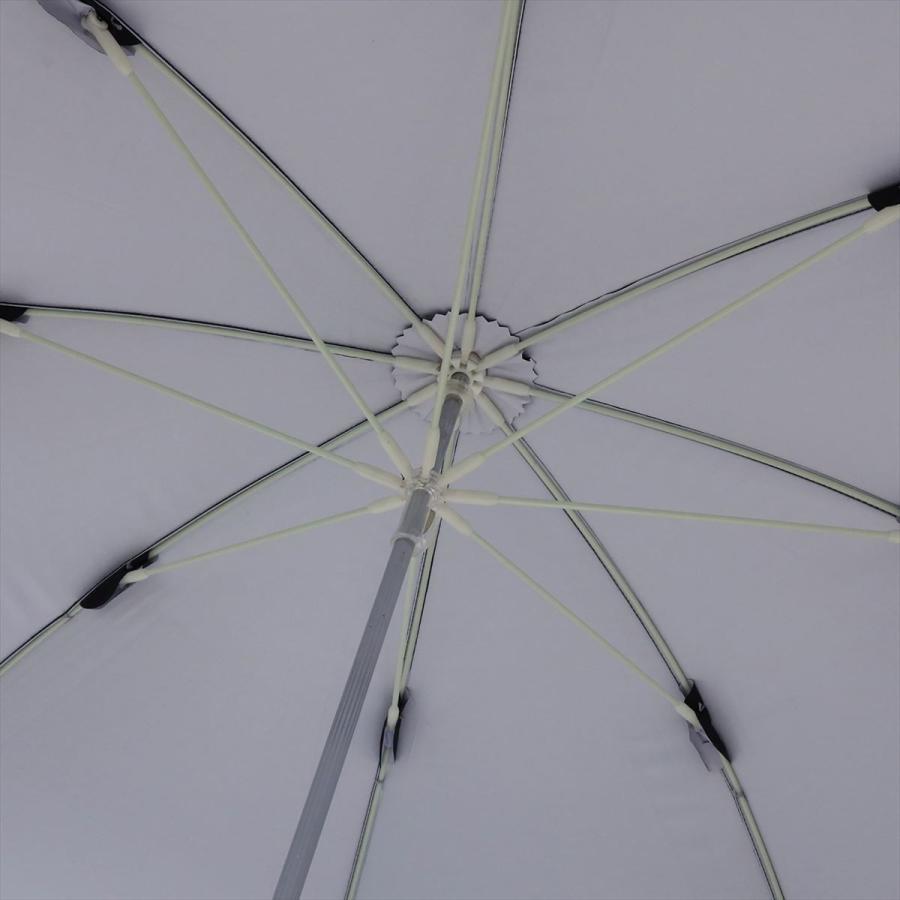 【公式】 日傘  遮光 レース 晴雨兼用 レディース 長傘 遮熱 PU加工 裏面カラー 99.9%カット ニフティカラーズ|niftycolors|10