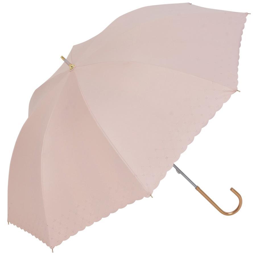 【公式】 日傘  遮光 レース 晴雨兼用 レディース 長傘 遮熱 PU加工 裏面カラー 99.9%カット ニフティカラーズ|niftycolors|19