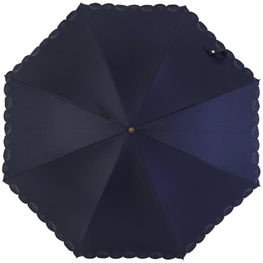 【公式】 日傘 遮光 はりねずみ 晴雨兼用 レディース 長傘 遮熱 PU加工 裏面カラー 99.9%カット ニフティカラーズ niftycolors 02
