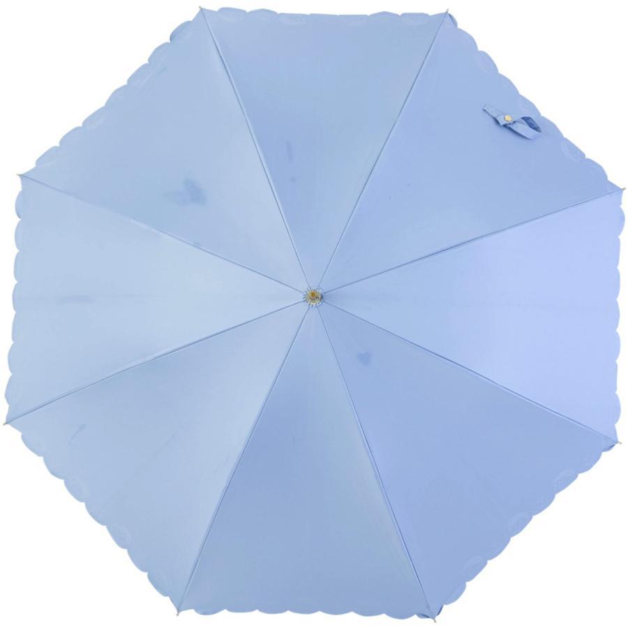 【公式】 日傘 遮光 はりねずみ 晴雨兼用 レディース 長傘 遮熱 PU加工 裏面カラー 99.9%カット ニフティカラーズ niftycolors 03