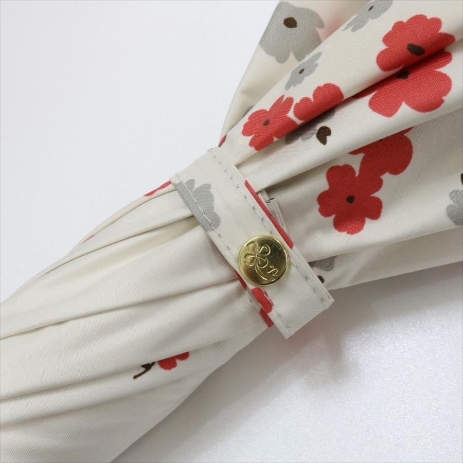 【公式】  日傘 遮光 フラワー ガーデン 花柄 晴雨兼用  長傘 遮熱 PU加工 99.9%カット ニフティカラーズ|niftycolors|06
