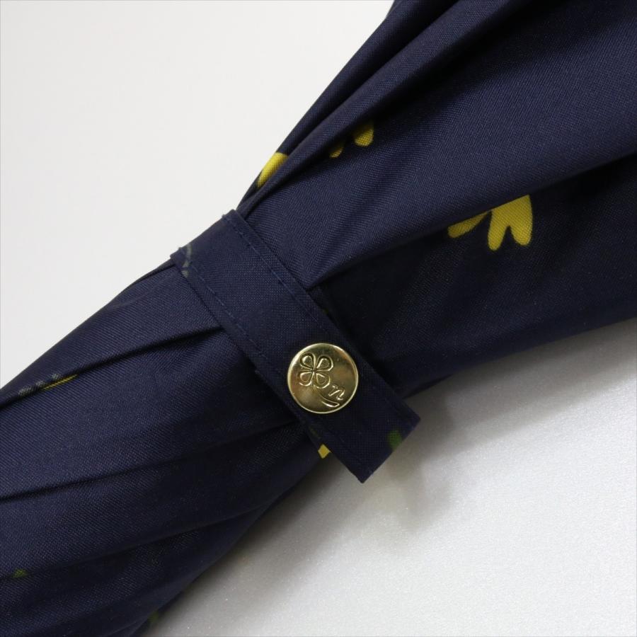 【公式】  日傘  遮光 はりねずみ 花柄 晴雨兼用  長傘 遮熱 PU加工 99.9%カット ニフティカラーズ niftycolors 06