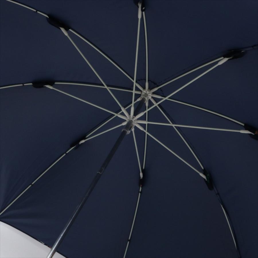 【公式】  日傘  遮光 フラミンゴ 南国 晴雨兼用 レディース 長傘 遮熱 PU加工 99.9%カット ニフティカラーズ|niftycolors|08