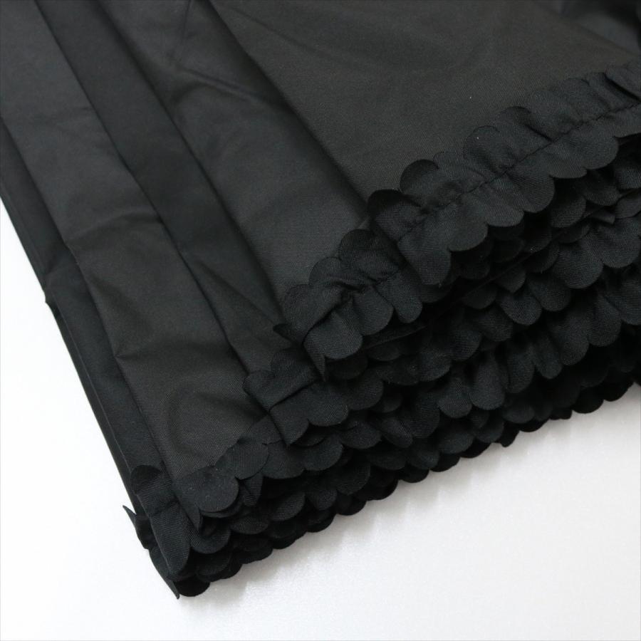 【公式】   日傘  遮光 フリル カジュアル 晴雨兼用 レディース 長傘 遮熱 PU加工 99.9%カット ニフティカラーズ|niftycolors|09