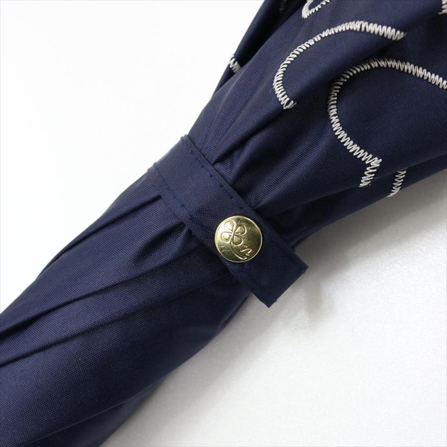 【公式】 日傘  遮光 ハート スカラ 晴雨兼用  長傘 遮熱 PU加工 99.9%カット  ニフティカラーズ|niftycolors|07