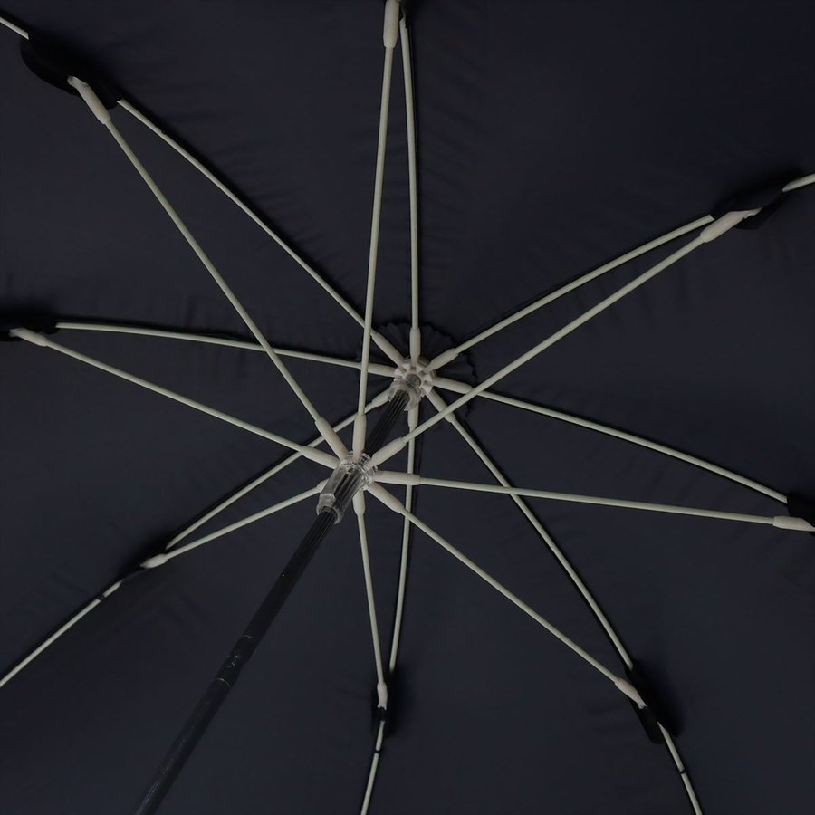 【公式】 日傘  遮光 ハート スカラ 晴雨兼用  長傘 遮熱 PU加工 99.9%カット  ニフティカラーズ|niftycolors|10