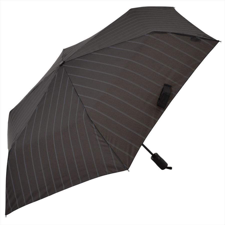 【公式】 ユニセックス 紳士 婦人 雨傘 折傘 自動開閉 オートマチック UV ストライプ  niftycolors ニフティカラーズ niftycolors 13