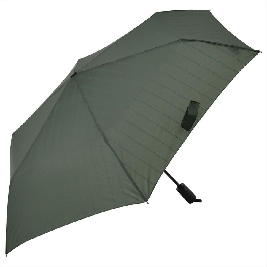 【公式】 ユニセックス 紳士 婦人 雨傘 折傘 自動開閉 オートマチック UV ストライプ  niftycolors ニフティカラーズ niftycolors 15