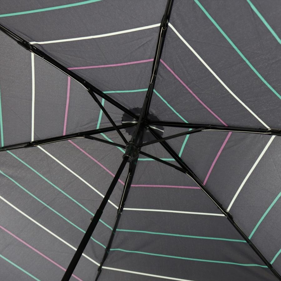【公式】 ユニセックス レディース メンズ 晴雨兼用 雨傘 折傘 折り畳み 傘 軽い UV 紫外線防止 無地 大きめ 大判 人気 ボーダー niftycolors 08