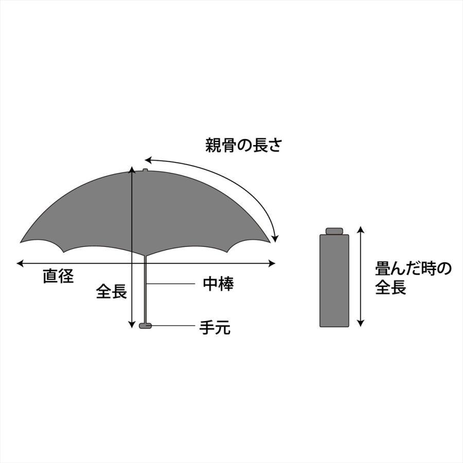 【公式】 ユニセックス レディース メンズ 晴雨兼用 雨傘 折傘 折り畳み 傘 軽い UV 紫外線防止 無地 大きめ 大判 人気 ボーダー niftycolors 09