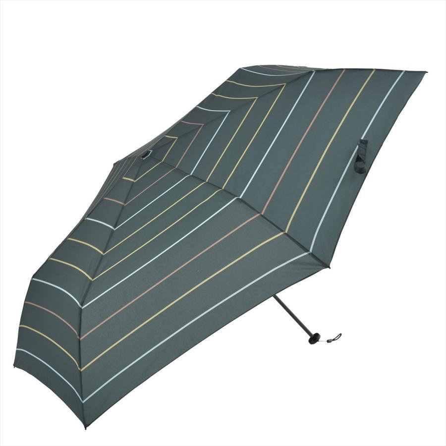 【公式】 ユニセックス レディース メンズ 晴雨兼用 雨傘 折傘 折り畳み 傘 軽い UV 紫外線防止 無地 大きめ 大判 人気 ボーダー niftycolors 18