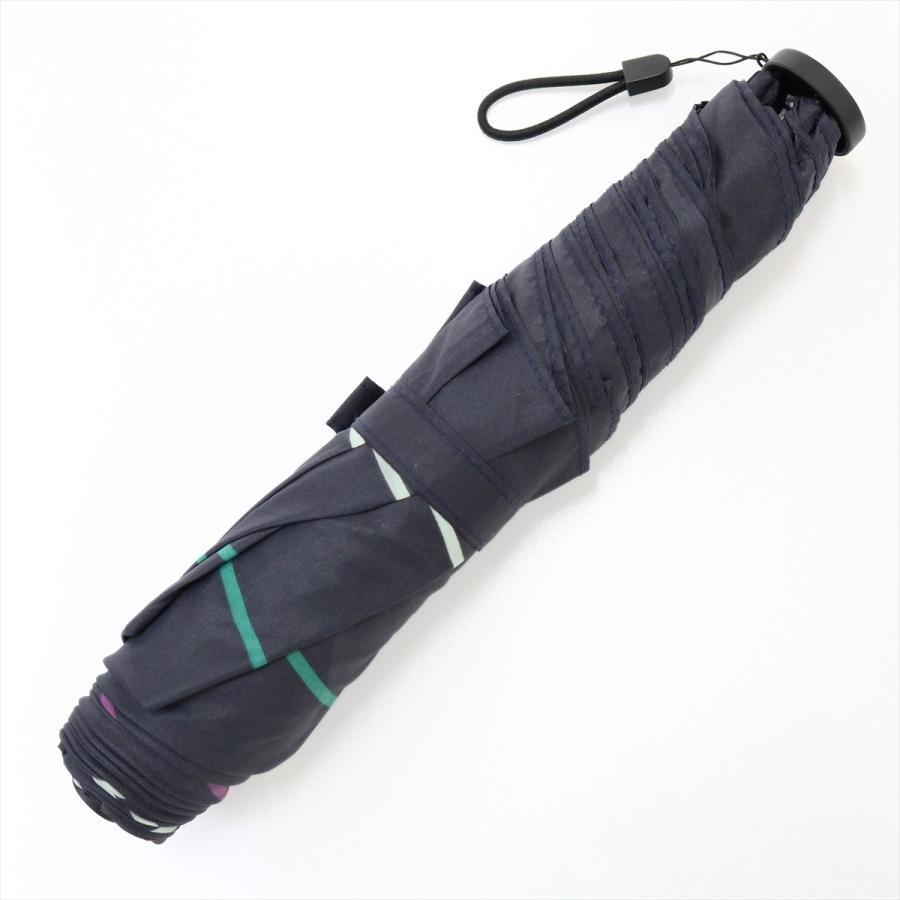 【公式】 ユニセックス レディース メンズ 晴雨兼用 雨傘 折傘 折り畳み 傘 軽い UV 紫外線防止 無地 大きめ 大判 人気 ボーダー niftycolors 05