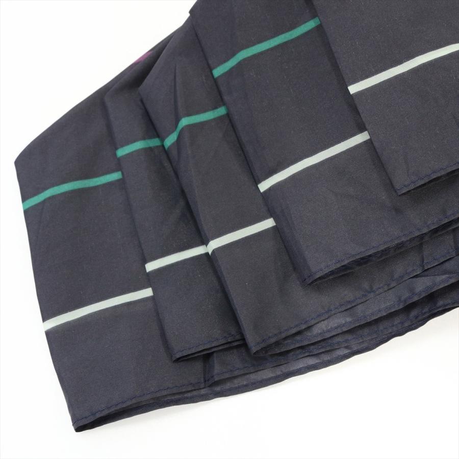 【公式】 ユニセックス レディース メンズ 晴雨兼用 雨傘 折傘 折り畳み 傘 軽い UV 紫外線防止 無地 大きめ 大判 人気 ボーダー niftycolors 07