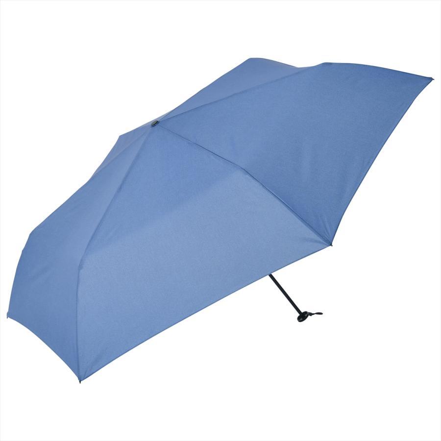 【公式】 ユニセックス レディース メンズ 晴雨兼用 雨傘 折傘 傘 軽い 軽量 UV 紫外線防止 無地 大きめ 大判 人気 デニム|niftycolors|15