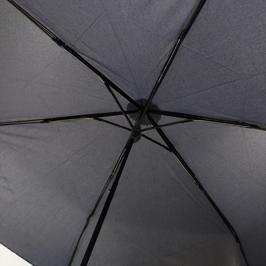 【公式】 ユニセックス レディース メンズ 晴雨兼用 雨傘 折傘 傘 軽い 軽量 UV 紫外線防止 無地 大きめ 大判 人気 デニム|niftycolors|08