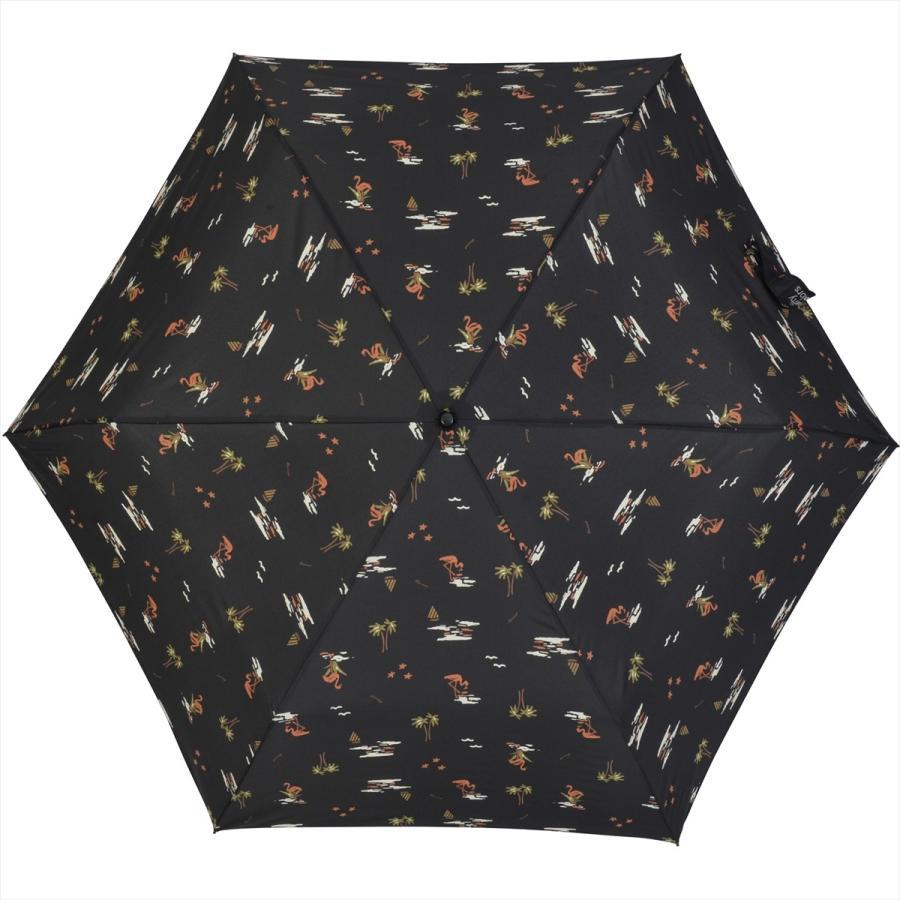 【公式】 ニフティカラーズ 傘  フラミンゴ ユニセックス 吸水ケース付 晴雨兼用 大きめ 60cm 折りたたみ ギフト UV 折傘 紫外線防止|niftycolors|13