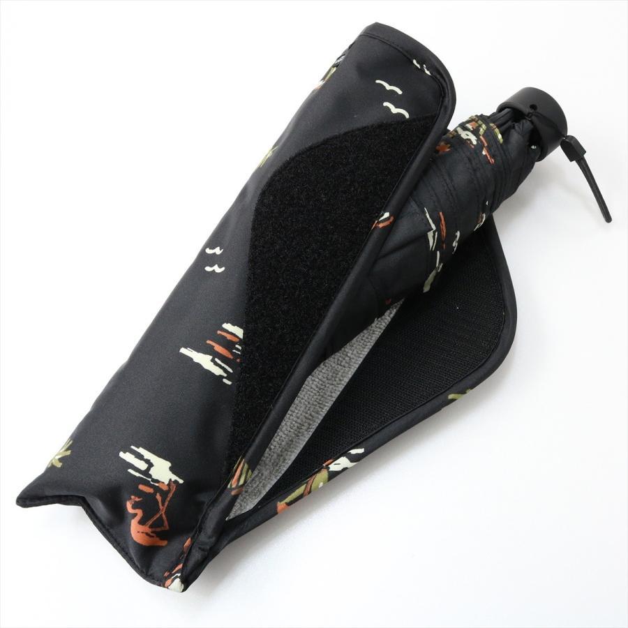【公式】 ニフティカラーズ 傘  フラミンゴ ユニセックス 吸水ケース付 晴雨兼用 大きめ 60cm 折りたたみ ギフト UV 折傘 紫外線防止|niftycolors|05