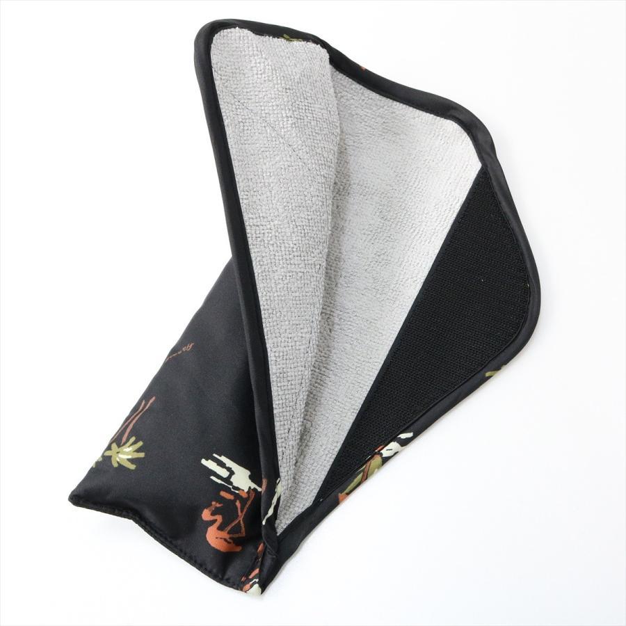 【公式】 ニフティカラーズ 傘  フラミンゴ ユニセックス 吸水ケース付 晴雨兼用 大きめ 60cm 折りたたみ ギフト UV 折傘 紫外線防止|niftycolors|06