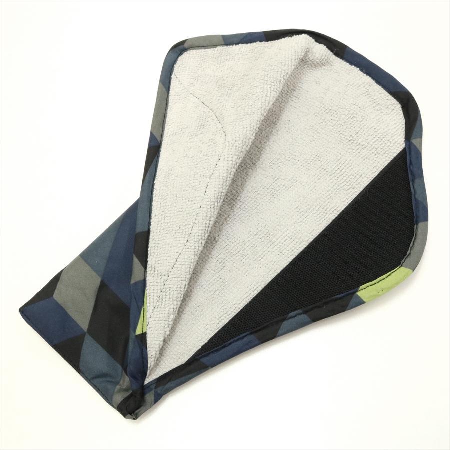 【公式】 ニフティカラーズ 傘  カモフラ モザイク ユニセックス 吸水ケース付 晴雨兼用 大きめ 60cm 折りたたみ ギフト 折傘 紫外線防止|niftycolors|07