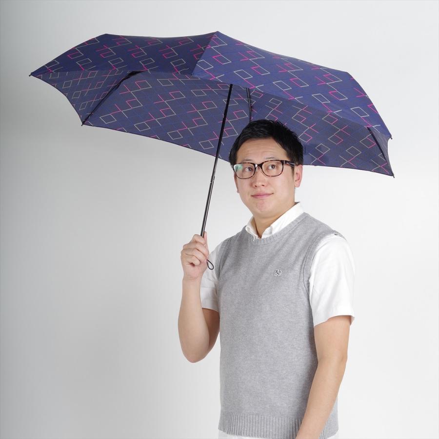 【公式】 ニフティカラーズ 傘  ネオンカラー ユニセックス 吸水ケース付 晴雨兼用 大きめ 60cm 折りたたみ ギフト 折傘 紫外線防止 メンズ|niftycolors|10