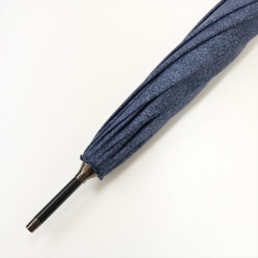 【公式】 ニフティカラーズ 日傘  遮光 デニムプリント  ユニセックス メンズ 晴雨兼用 65cm 大きめ 耐風 長傘 遮熱 PU加工 99.9%|niftycolors|08