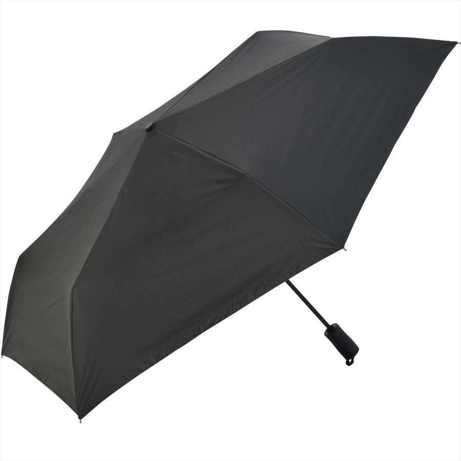 【公式】 ニフティカラーズ 日傘  遮光 無地 自動開閉 ユニセックス メンズ 晴雨兼用 折りたたみ コンパクト 遮熱 PU加工 99.9%|niftycolors|02
