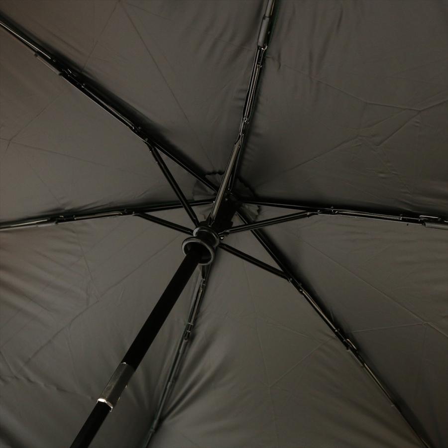 【公式】 ニフティカラーズ 日傘  遮光 無地 自動開閉 ユニセックス メンズ 晴雨兼用 折りたたみ コンパクト 遮熱 PU加工 99.9%|niftycolors|11