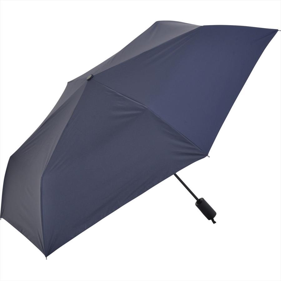 【公式】 ニフティカラーズ 日傘  遮光 無地 自動開閉 ユニセックス メンズ 晴雨兼用 折りたたみ コンパクト 遮熱 PU加工 99.9%|niftycolors|03
