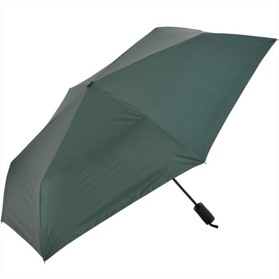 【公式】 ニフティカラーズ 日傘  遮光 無地 自動開閉 ユニセックス メンズ 晴雨兼用 折りたたみ コンパクト 遮熱 PU加工 99.9%|niftycolors|04