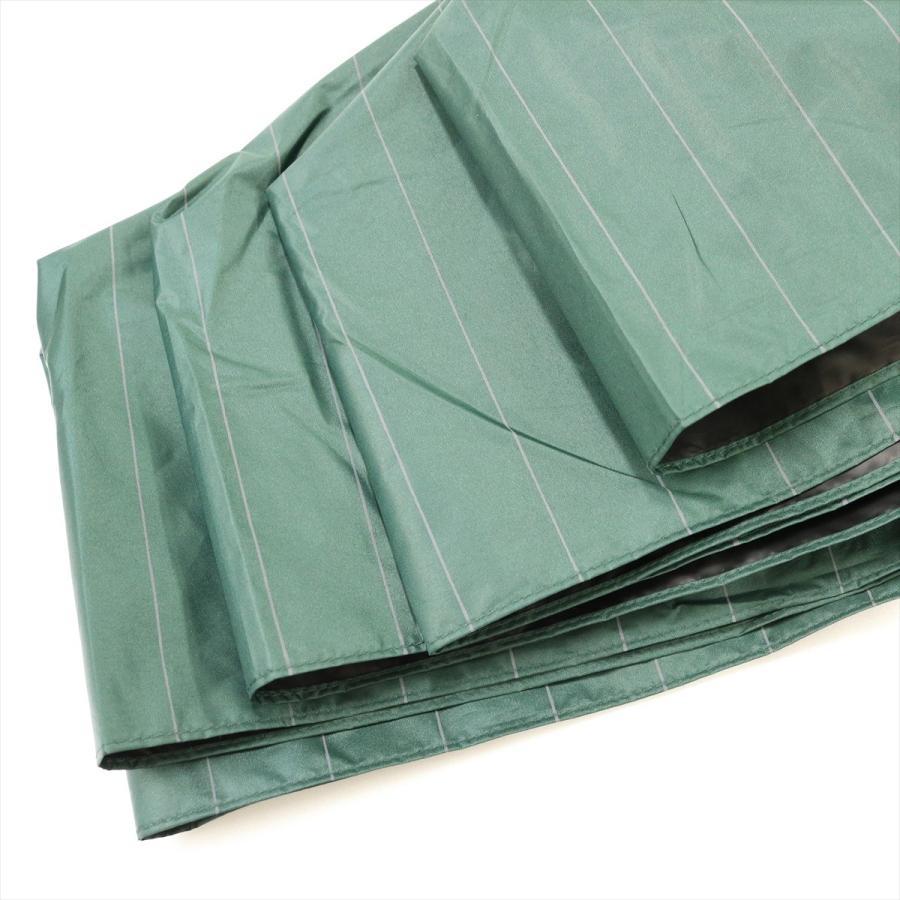 【公式】 ニフティカラーズ 日傘 遮光 ストライプ 自動開閉 ユニセックス メンズ 晴雨兼用 折りたたみ コンパクト 遮熱 PU加工 99.9%|niftycolors|10