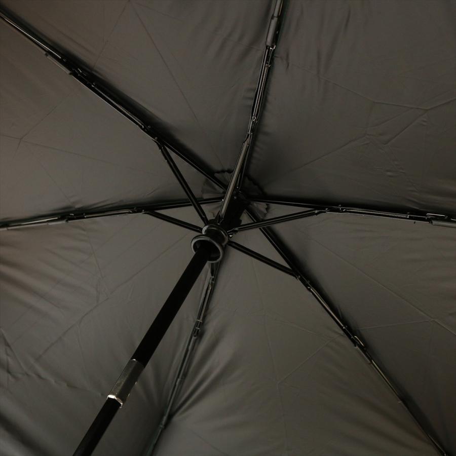 【公式】 ニフティカラーズ 日傘 遮光 ストライプ 自動開閉 ユニセックス メンズ 晴雨兼用 折りたたみ コンパクト 遮熱 PU加工 99.9%|niftycolors|11