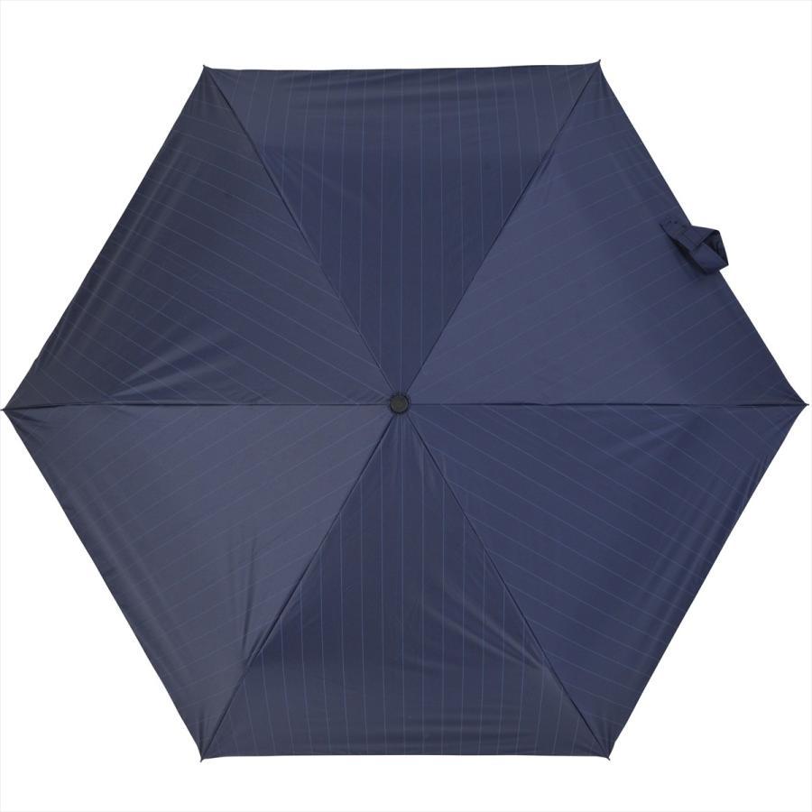 【公式】 ニフティカラーズ 日傘 遮光 ストライプ 自動開閉 ユニセックス メンズ 晴雨兼用 折りたたみ コンパクト 遮熱 PU加工 99.9%|niftycolors|18