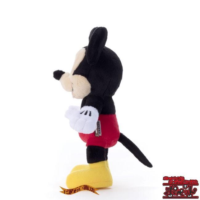 ディズニーキャラクター ポペット ミッキーマウス ぬいぐるみ nigiwaishouten 02