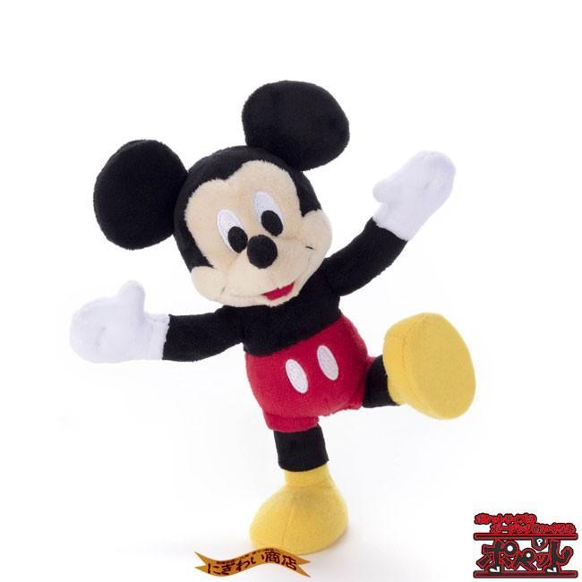 ディズニーキャラクター ポペット ミッキーマウス ぬいぐるみ nigiwaishouten 11