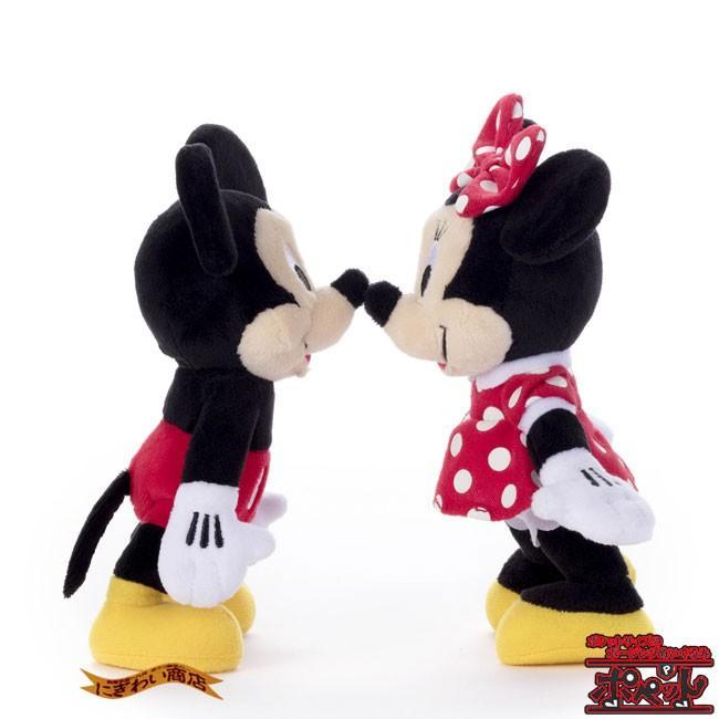 ディズニーキャラクター ポペット ミッキーマウス ぬいぐるみ nigiwaishouten 14