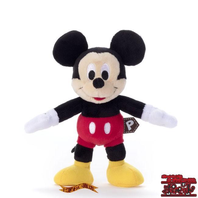 ディズニーキャラクター ポペット ミッキーマウス ぬいぐるみ nigiwaishouten 03